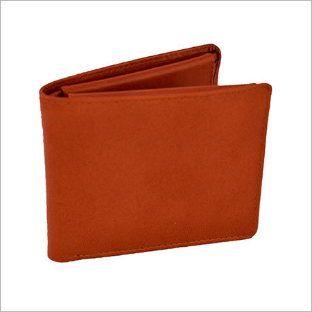 Mini Leather Note Case Wallet