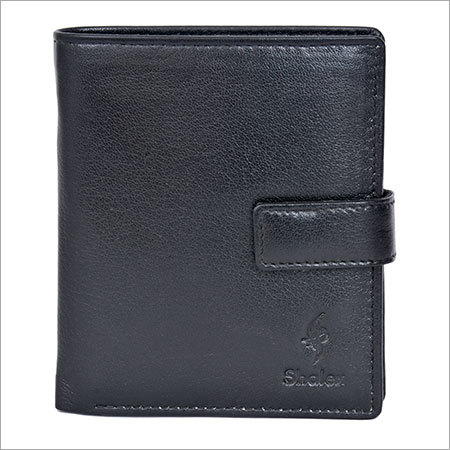 Mixed Leather Wallet