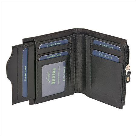 Stylish Leather By Fold Wallets