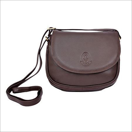 Brown Leather Side Bags