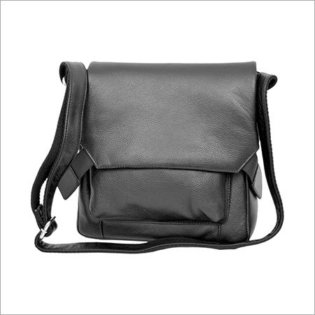 Leather Men's Side Bags