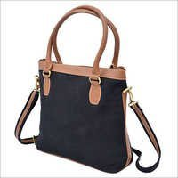Leather Ladies Hand Bags