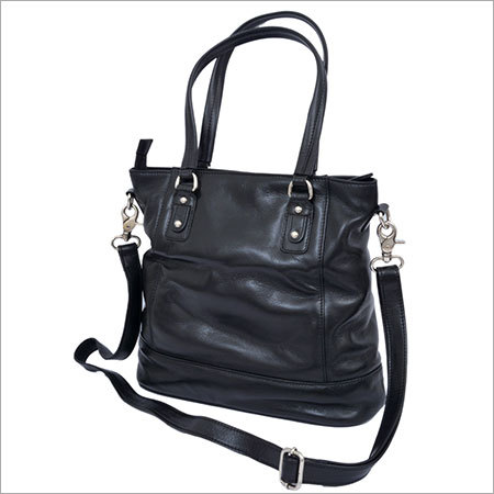 Leather Ladies Side Bags