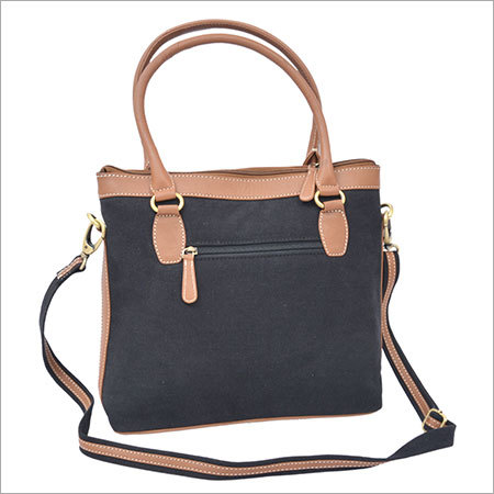 Leather Tote Bags With Dual Carry