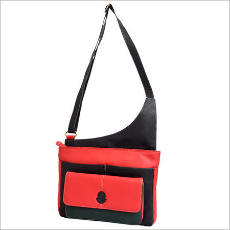 Ladies Colorful Leather Bags