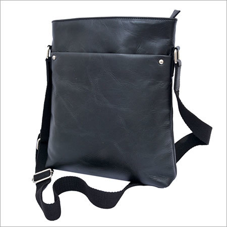 Leather Gents Side Bag