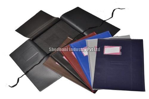 PVC Four Flap Folders