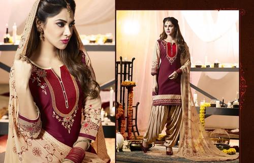 Cotton Designs Salwar Kameez