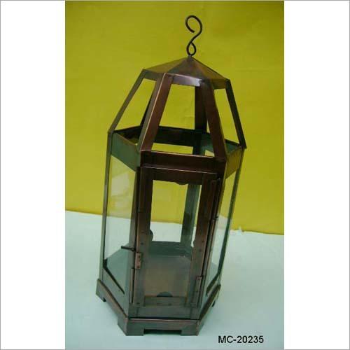 Bronze Garden Lantern