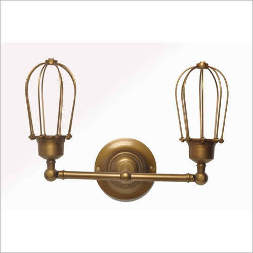 Brass Antique Wall Lamp