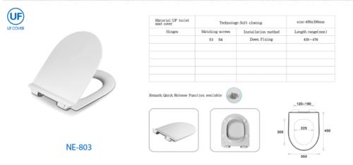 Uf Toilet Seat Cover