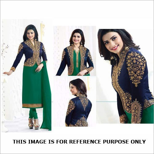 Fancy Georgette Dress Material