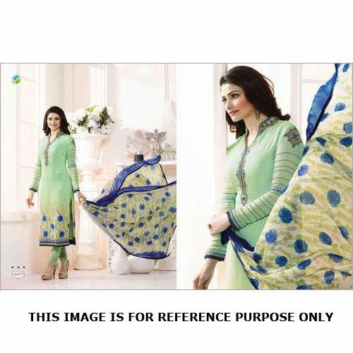Heavy Crepe Pakistani Suit
