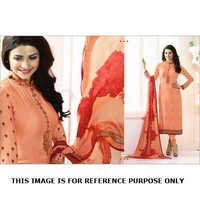 Georgette Designer Dress Material