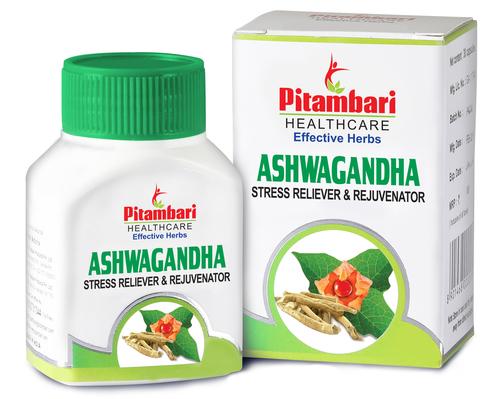 Pitambari Ashwagandha Tablets