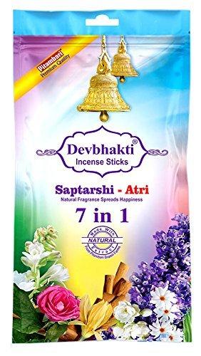 Devbhakti Saptarshi Atri Agarbatti 7 in 1