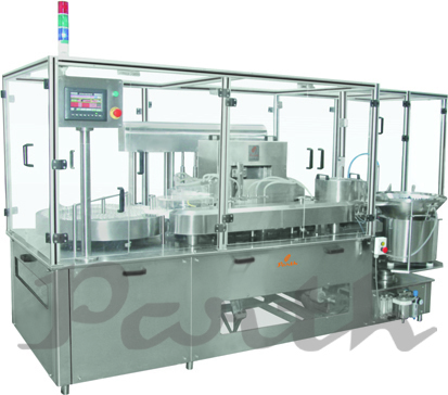 Motion Filler Liquid Filling Machine