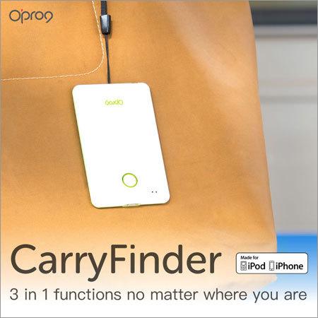 3in1 Power Bank, Selfie Remote & Bluetooth Tracker