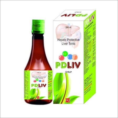 Herbal Liver Preparation