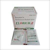 Racecadotril -15mg. & Lyophllized Saccharomyces Boulardii