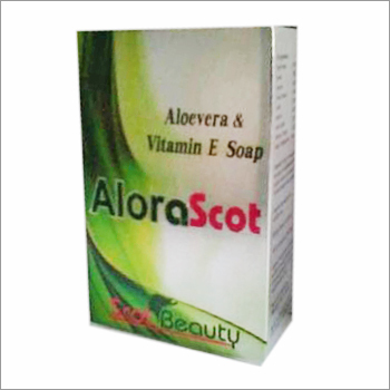 Aloevera Soap