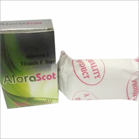 Alovera Vitamin E Soap