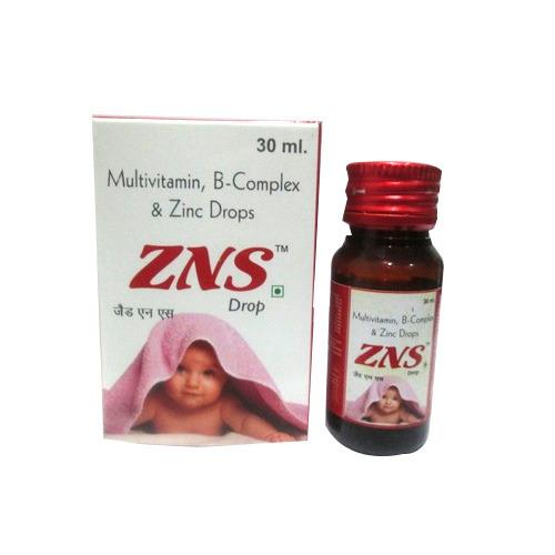 Multivitamin B-Complex And Zinc Drop