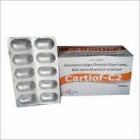 Glucosamine, Collagen, Chondrotin, Ginger, Multi Vitamin