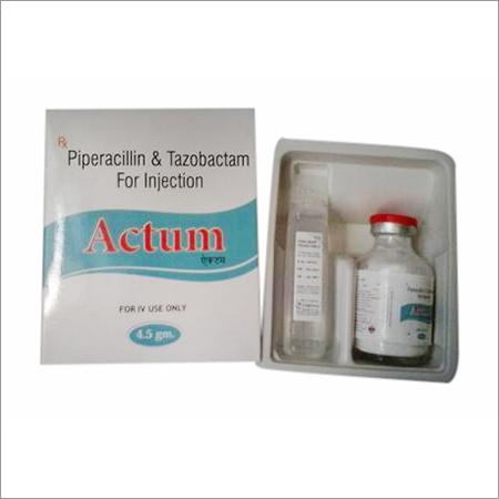 Piperacillin 4 Gm & Tazobactum 0.5 Gm