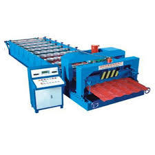 Roofing Line Roll Forming Machine