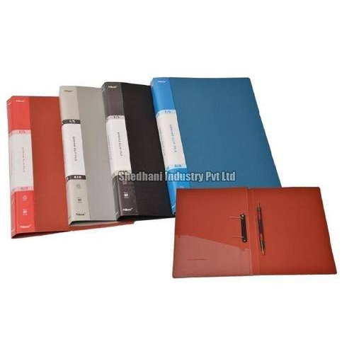 Plain Spring Clip Files