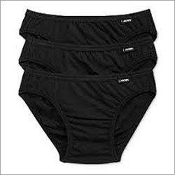 Ladies Black Panty