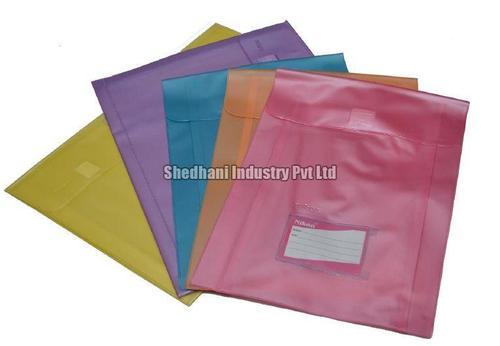 Satin File Bags