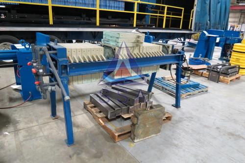 Manual Filter Press