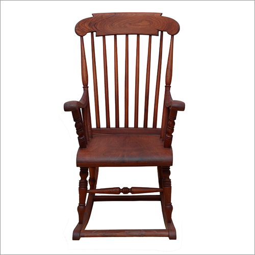 Strip Rocking Chair
