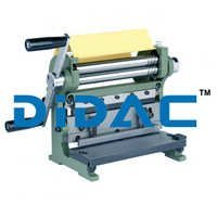 Three In One Universal Sheet Metal Machine