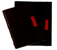 Premium Note Book With Leather Cover