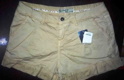 Ladies Fancy Shorts
