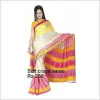 Ladies Printed Sarees