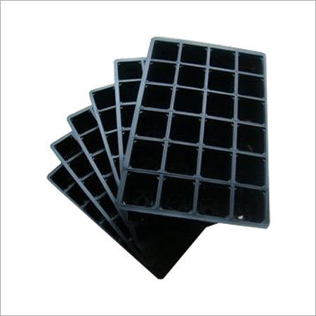 Plastic Seedling Trays‎