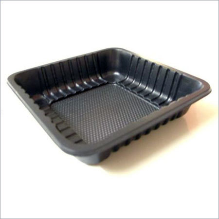 Punnet Black Trays
