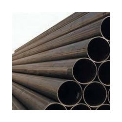 Longitudinal with Circumferential Seam Welded Pipes