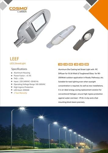 Palm Led Street Light