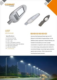 Palm Led Street Light