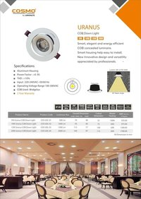 Ecoplus 12W LED Downlights