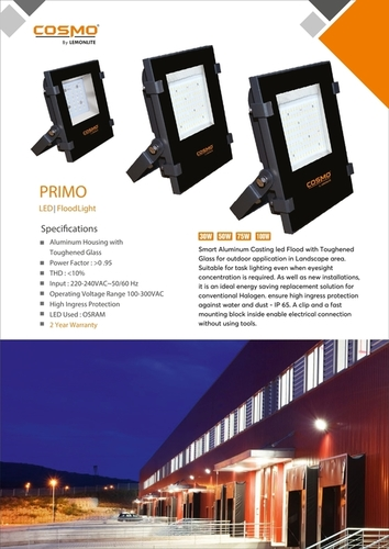 Regal Flood Light Multi 20W