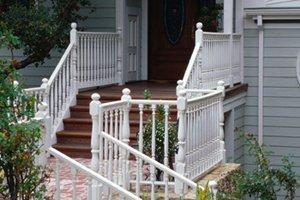 building stair case