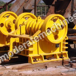 Single Toggle Grease Jaw Crusher