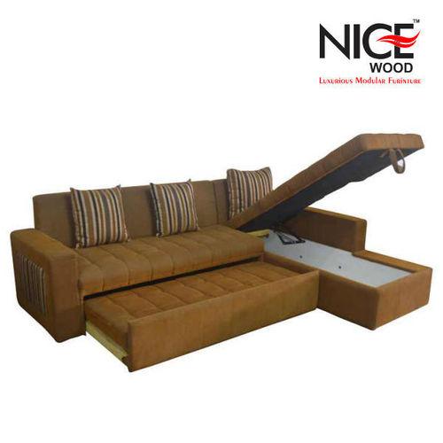 Living Sofa Cum Bed