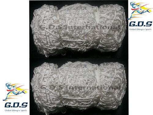 Football Net -Hand Knotted Braided PP